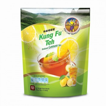 Cap Panglima Kung Fu Teh Tarik - Lemon Tea 30g x 12 sticks