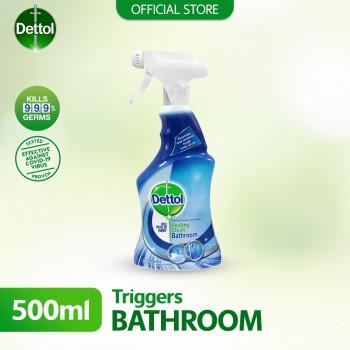 Dettol Trigger Bathroom Spray 500ml