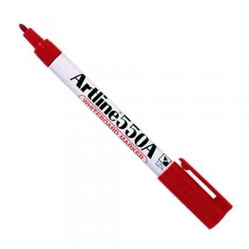 Artline Whiteboard Marker EK-550A - Red