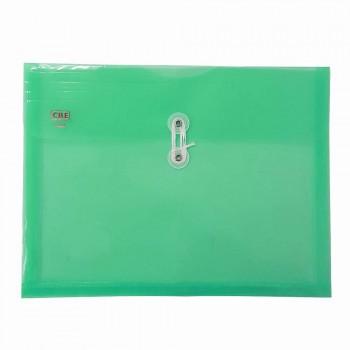 CBE 103A PP Document Holder (A4) Green