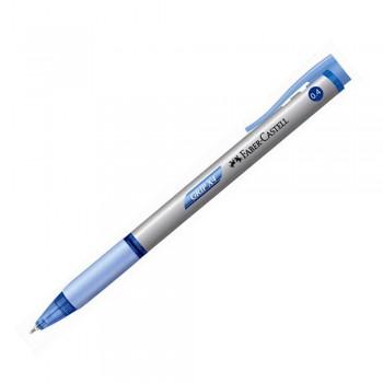 Faber Castell Grip X4 Ballpoint Pen 0.4mm Blue (548451)