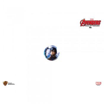 Marvel Avengers 2 Pin - C Captain America