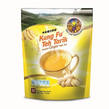 Cap Panglima Kung Fu Teh Tarik - Ginger Tea 30g x 12 sticks