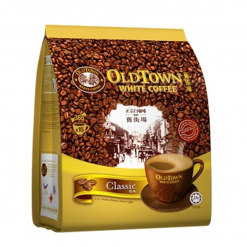 OLDTOWN White Coffee 3-in-1 Classic Instant Premix (38g x 15s)