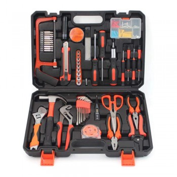 Habo JT102 Household Hand Tool Set 102pcs