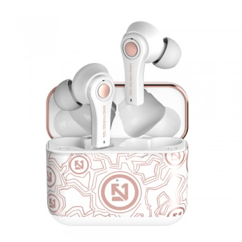 Lule Wireless Rose Gold In-ear Bluetooth Head Set