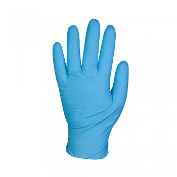 Kleenguard G10 Flex Blue Nitrile Gloves - M x 100pcs
