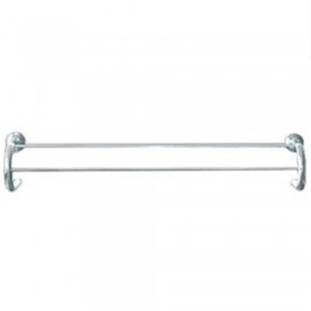Stainless Steel 2pc 'U' Towel Rack - STR-4524 (Item No:F15-10)