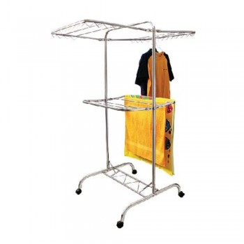 Stainless Steel Clothes Rack-SCR 805 (Item No:F15-23)