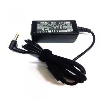 Acer AC Adapter Charger - 40W, 19V 2.15A, F5, 5.5X2.5mm for Acer Aspire ONE 522 Series (ADP-40TH A)