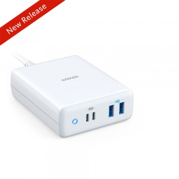 Anker A2041 PowerPort Atom PD 4 100W Type-C 4-Port Charging Station with Power Delivery