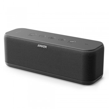 Anker A3145 SoundCore Boost Bluetooth Speaker - Black