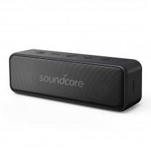 SoundCore by Anker - Motion B Portable Bluetooth Speaker Black