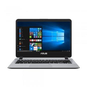 """Asus Vivobook A407M-ABV036T 14"""" HD Laptop - Celeron N4000, 4gb ddr4, 500gb hdd, Intel, W10, Grey"""