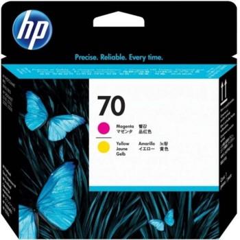HP 70 DesignJet Printhead - Magenta/Yellow (C9406A)