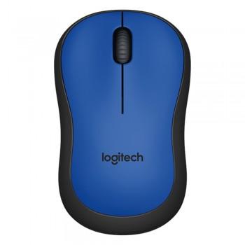 Logitech M221 SILENT Wireless Mouse BLUE
