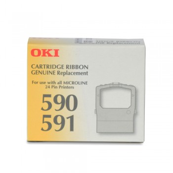 OKI ML590 ML591 Ribbon 45446102 (Item No: OKI 591)