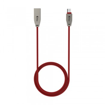 OLIKE Micro USB Cable Red