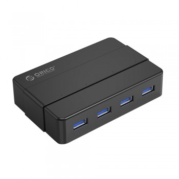 Orico H4928 USB 3.0 4 Port Hub with 12V2A Power Adapter