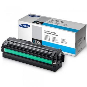 Samsung CLT-506L (3.5k) Toner Cartridge - Cyan (Item No : SG CLT-C506L)