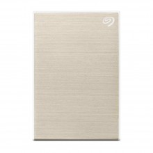 Seagate Backup Plus Portable Drive (NEW) - Gold, 1TB