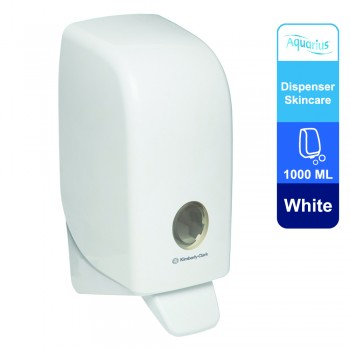 Aquarius™ Skin Care Dispenser 69480 - White 1000ml