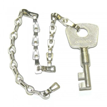 Amano Station Key No.12 - Use for PR600 Watchman Clock