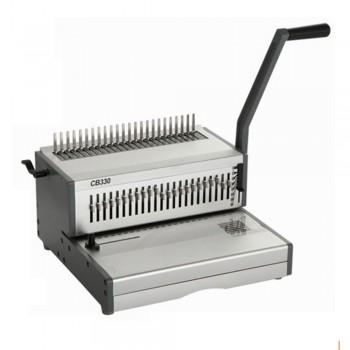 SUPU CB330 Manual Plastic Ring Binding & Punching Machine