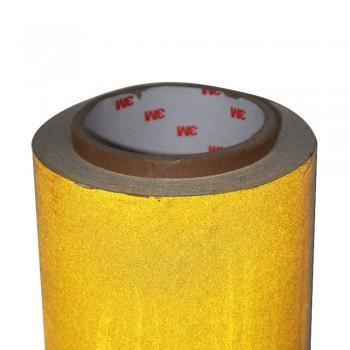 3M-610Y (24inch x 50yard) Reflective Sticker (Yellow)