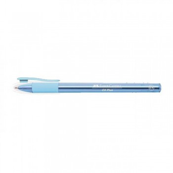 Faber Castell CX Plus 0.4mm Ball Pen Blue (540651)