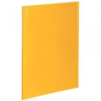 Kokuyo Novita Alpha 6 Pocket Refill - Yellow