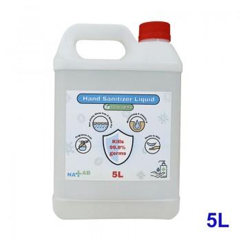 Hand Sanitizer Liquid - 5L
