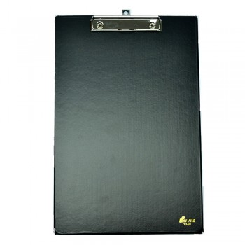 EMI 1340 Wire Clipboard A4 - Black