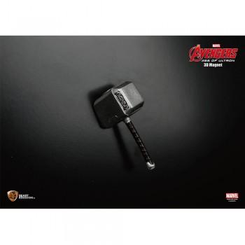 Marvel Avengers 2 3D Magnet Mjolnir Hammer