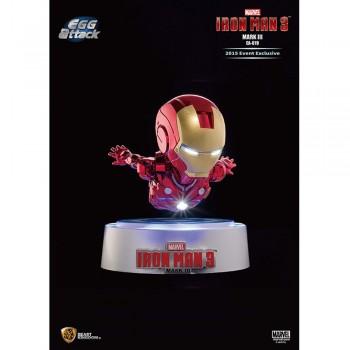 Marvel Iron Man 3: Egg Attack - Mark lll Magnetic Floating Version (EA-019)