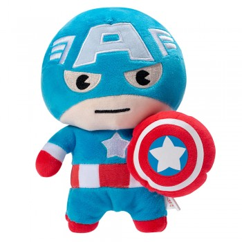 "Marvel Kawaii 12"" Plush Toy - Captain America (MK-PLH12-CA)"