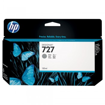 HP 727 130-ml Gray Designjet Ink Cartridge (B3P24A)