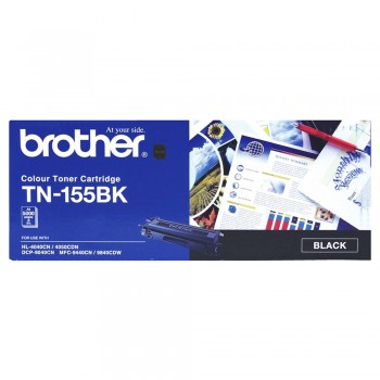 Brother TN-155 High Cap Toner Cartridge - Black