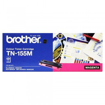 Brother TN-155 High Cap Toner Cartridge -  Magenta