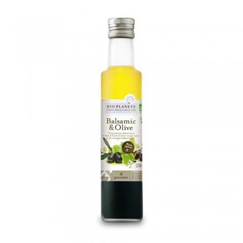 Bio Planet Organic Balsamic & Olive Oil 250ml